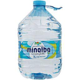 Água Mineral Minalba 5 L