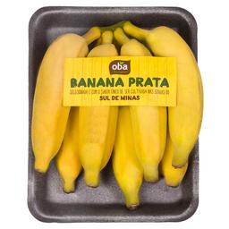 Banana Prata Oba Bem Querer Sul De Minas