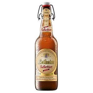 Cerveja Alemã Leikeim Kellerbier 500 mL