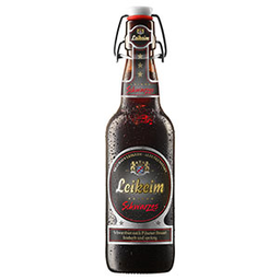 Cerveja Alemã Leikeim Schwarzbier 500 mL