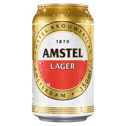 Cerveja Amstel Lata 350 mL