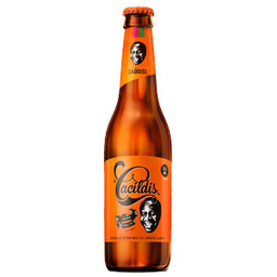 Cerveja Cacildis Puro Malte Long Neck 355 mL
