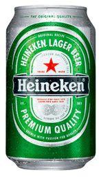 Cerveja Heineken Lata 350 mL