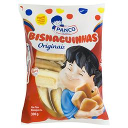 Pão Panco Bisnaguinhas Originais 300 g