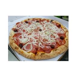 Pizza de Calabresa 8 Pedaços