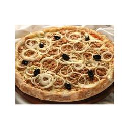 Pizza de Atum 8 Pedaços