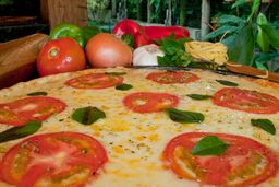 Pizza de Marguerita 8 Pedaços