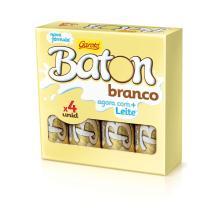 Baton Chocolate Branco