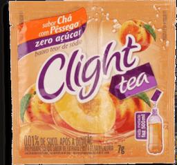 Clight Bebida Em Pó Chá Pêssego