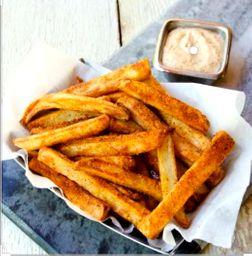 Fries Cajun