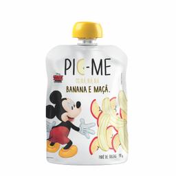 Pic Me Pure Disney Banana E Maçã