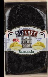 Bananada Em Barra Gigante 400 g
