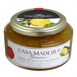 Geleia 100% Natural Sabor Amora 240 g