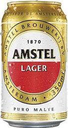 Cerveja Amstel - 350ml
