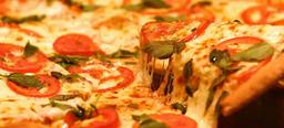 Pizza Marguerita Grande + Borda Catupiry