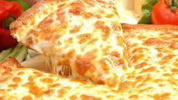 Pizza 4 queijos Grande + Borda Catupiry