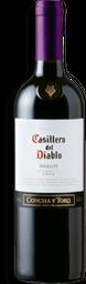 Vinho Casillero Del Diablo Merlot 750 mL -  Cód 299244