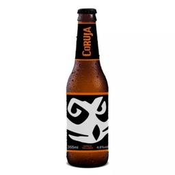 Cerveja Coruja Lager 330 mL - Cód 298896