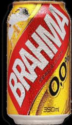 Cerveja Brahma Zero 350 mL - Cód 298957