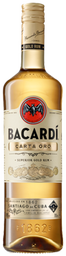 Rum Bacardi Carta Ouro Bacardi 980 mL - Cód 299190