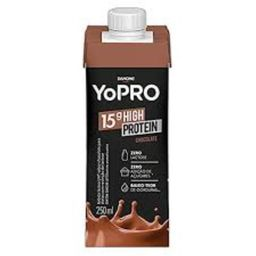 Yopro High Protein Chocolate 250ml - Cód.299398