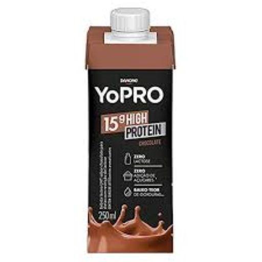 Yopro High Protein Chocolate 250ml - Cód.299398
