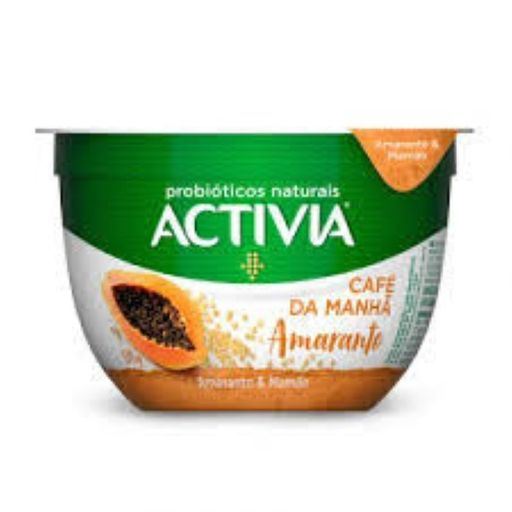 Activia Café Da Manhã Amaranto 170 g - Cód 299459
