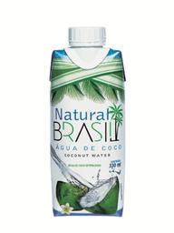 Água De Coco Polpa Natural Brasil 330 mL - Cód 299466