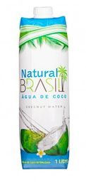 Água De Coco Natural Brasil 1 L - Cód 299640