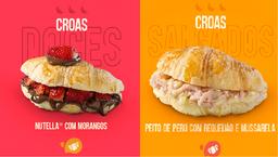Combo - Peito de Peru + Nutella com Morango