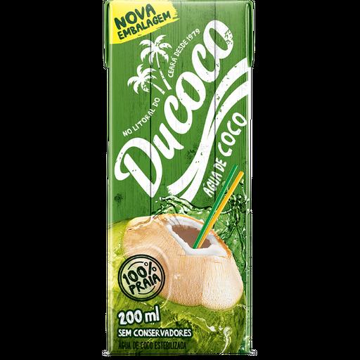 Água De Coco Ducoco Tp 200 mL
