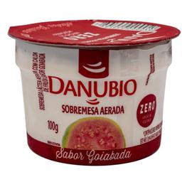 Sobremesa Aerada Goiaba Danubio 100G