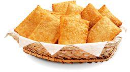Porção de Pastel Queijo ou Carne