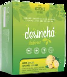 Desinchá Abacaxi/Limão Siciliano 30 Und