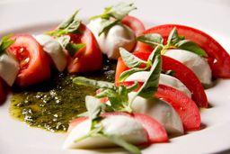 Salada Caprese (Vegetariana)