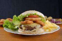 Burger Onion Rings