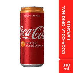 Coca-Cola Original Laranja 310ml
