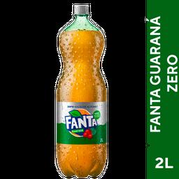 Fanta Guaraná Zero 2L