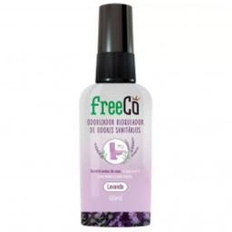 Bloqueador De Odor Sanit Freeco Lavanda 60 mL