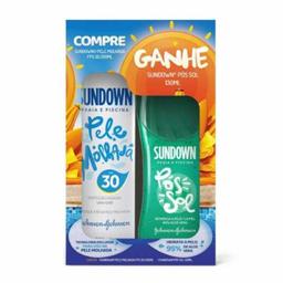 Spray Sdw Pele Molhada Fps 30 200 mL + Grátis Sdw Pós Sol 130 g