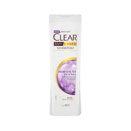 Shampoo Clear W Antic Hidratação Intensa 400 mL