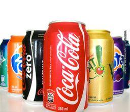 Refrigerante Lata - 350ml
