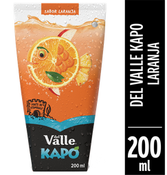 Del Valle Kapo Laranja 200ml