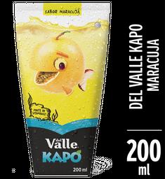 Del Valle Kapo Maracujá 200ml