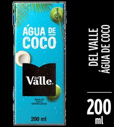 Del Valle Água de Coco 200ml