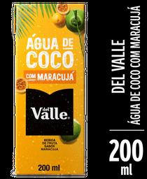 Del Valle Água de Coco com Maracujá 200ml
