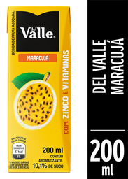 Del Valle Maracujá 200ml