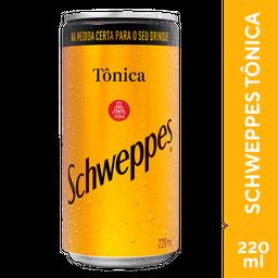 Schweppes Água Tônica 220ml