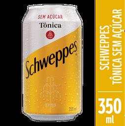 Schweppes Tônica sem Açúcar 350ml