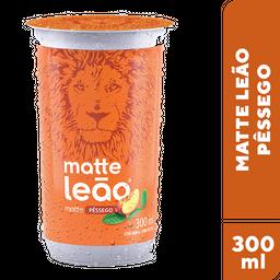 Matte Leão Pêssego - 300ml